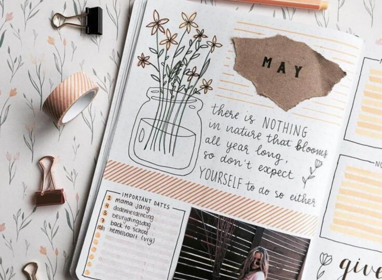 Journaling: Journal-it-down With 6 Tips On How To Do It