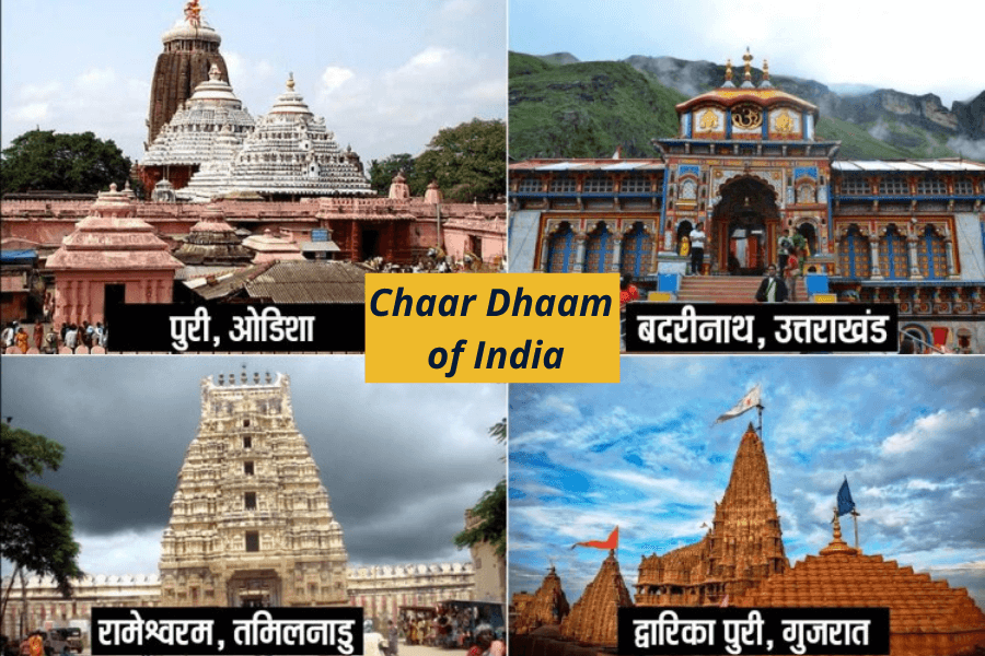What Are The Chaar Dhaamas?