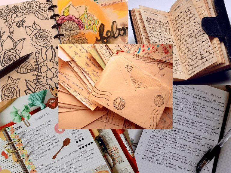 13 Creative Journal Ideas To Give Notebooks A Makeover!